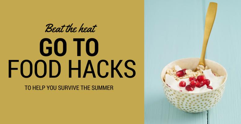 Recipe hacks